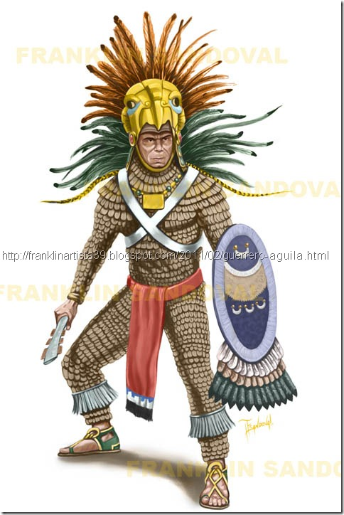 Aztec-Warrior