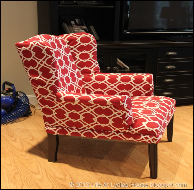 new red chair 3