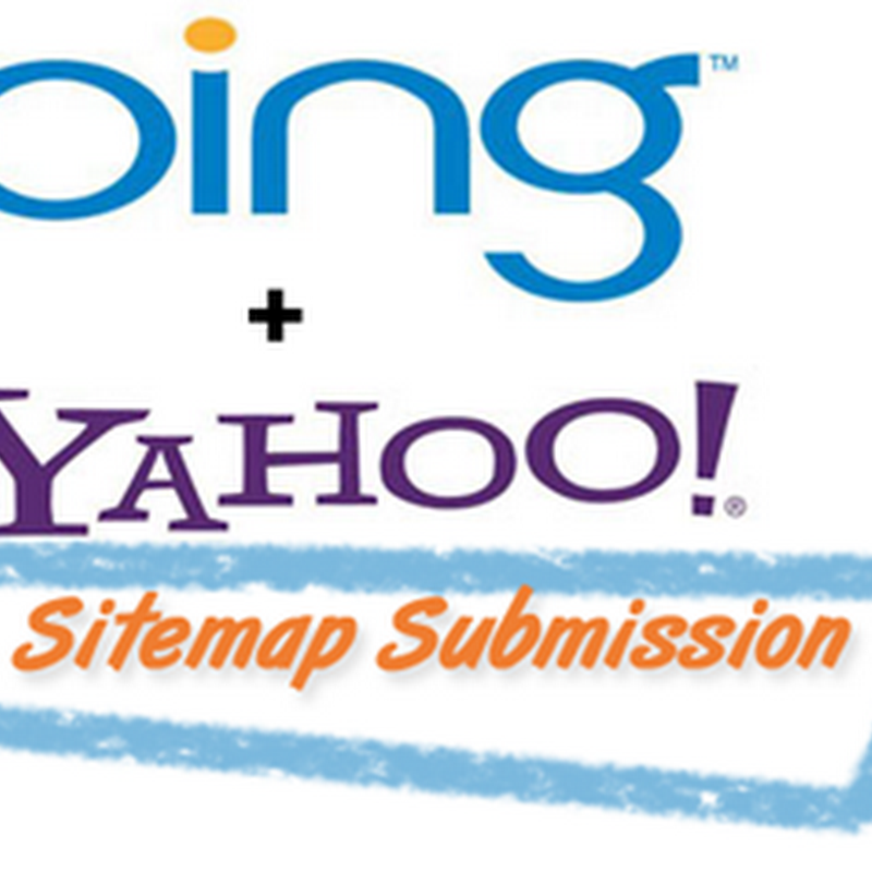 Bing Sitemap Generator: Submit Blogger Sitemap To Bing And Yahoo Without Errors (2