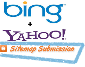 Submit Blogger Sitemap to Bing and Yahoo without Errors (2)