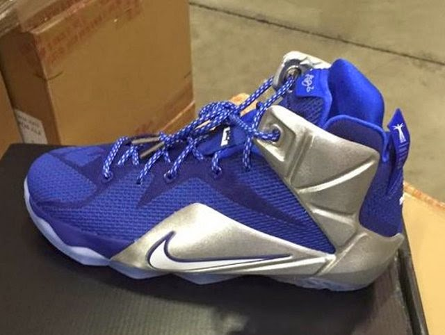 save off 9c898 76e85 This Dallas Cowboys Looking Nike LeBron 12 Drops on March 14th   NIKE LEBRON  - LeBron James Shoes