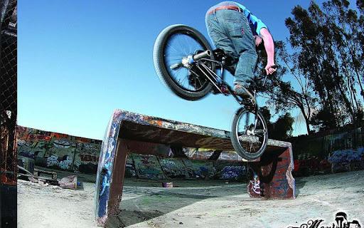 3D BMX自行车冒险