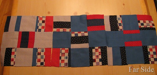 Quilt Squares for Nancy
