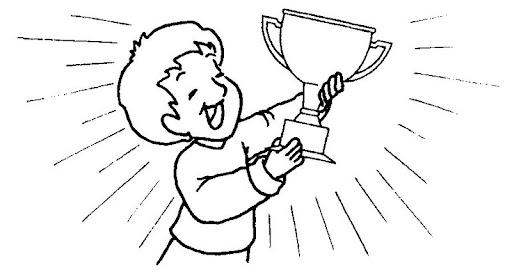 Trofeos Para Dibujar