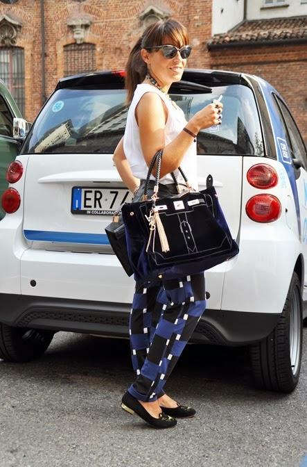outfit, milan fashion week,v73 bag, car2go, italian fashion bloggers, fashion bloggers, street style, zagufashion, valentina coco, i migliori fashion blogger italian