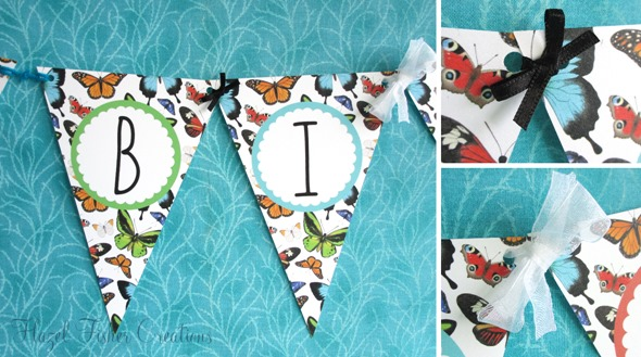 2013Mar13 diy birthday bunting ideas 1