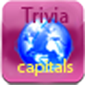 World Capitals Trivia icon