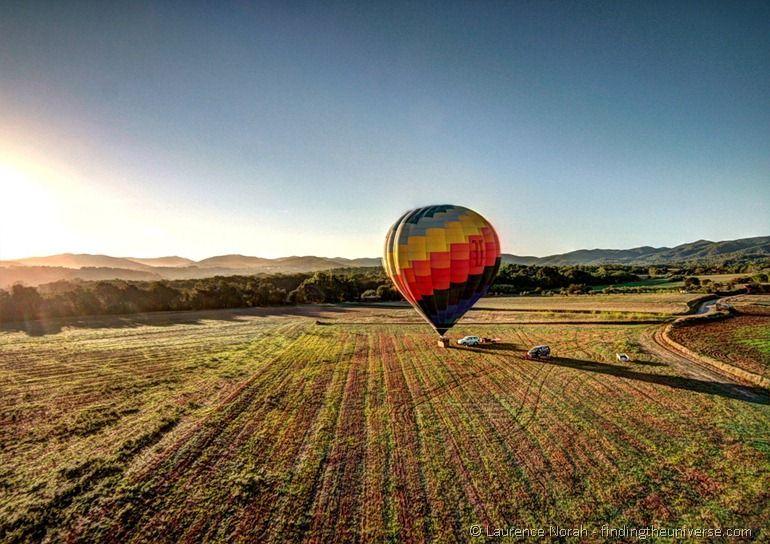 Balloon-takeoff