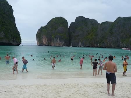 Obiective turistice Thailanda: Maya Bay