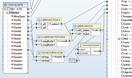 Process Multiple Input Files in a Single Data Mapping - Altova Blog
