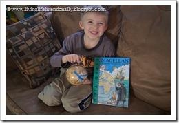 Homeschool History Early Explorer MAGELLAN for Kids
