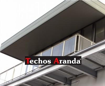 Techos aluminio Azuqueca Henares
