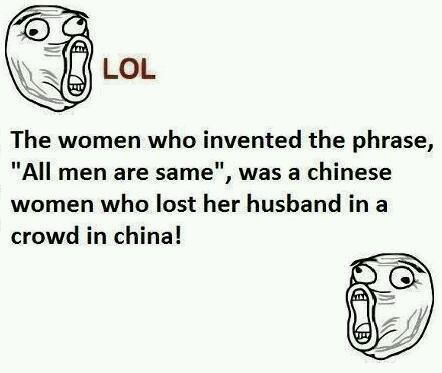 all men are same troll meme sms and pics library