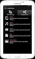 Screenshot of WiFi File Share FREE