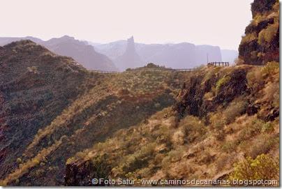 6681 Carrizal de Tejeda-La Aldea(Roque Palmés)