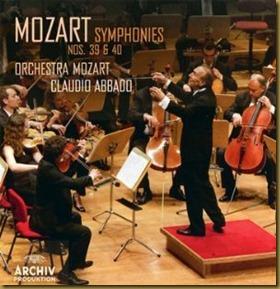 Abbado Mozart 39 40
