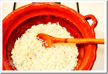 Mexican White Rice Recipe | step by step instructions