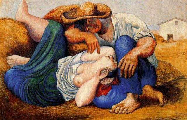 3 Pablo Picasso - La Siesta.jpg