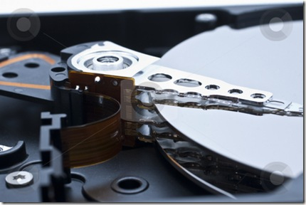Setting Up a New Hard Disk | Windows 7