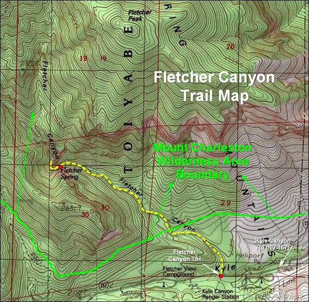 Fletcher Canyon Trail-2