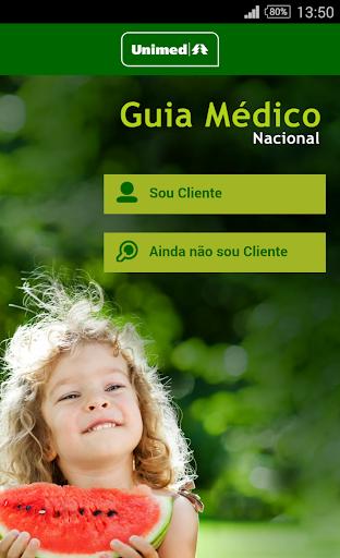 Guia Médico Nacional Unimed