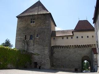 Tour de la Reine au Château d'Annecy