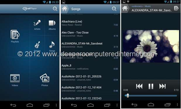 realplayer-screenshot-android