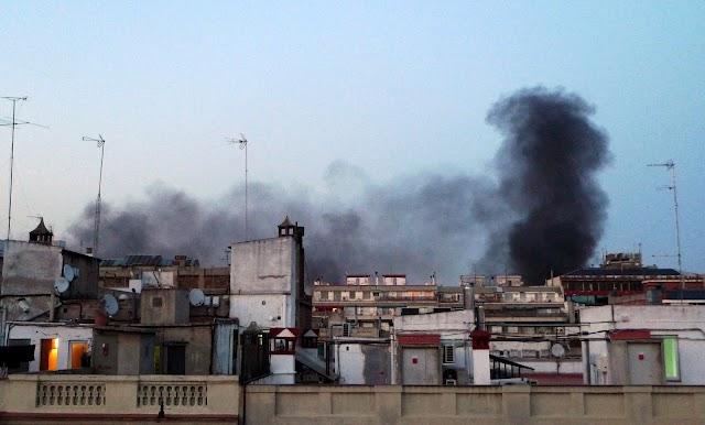"""Joaquim Forn a @RAC1: """"S'han cremat més de 250 contenidors i cada un costa 1000 Euros"""" #29MVagaGeneral"""
