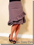 Knock-off-skirt