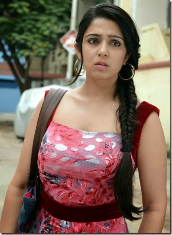 Actress Charmi Latest Photos in Mantra 2 Movie
