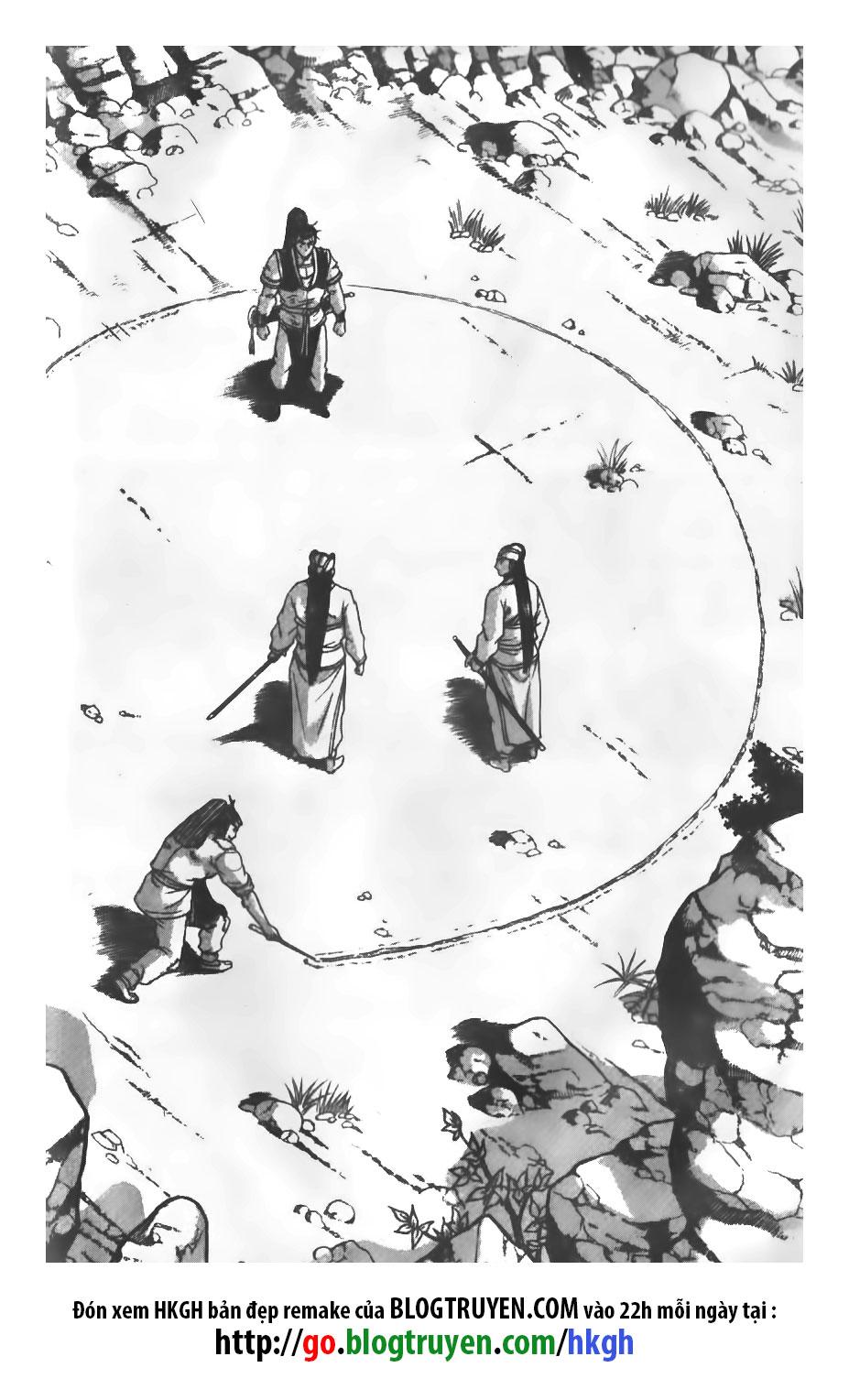 Hiệp Khách Giang Hồ Chap 283