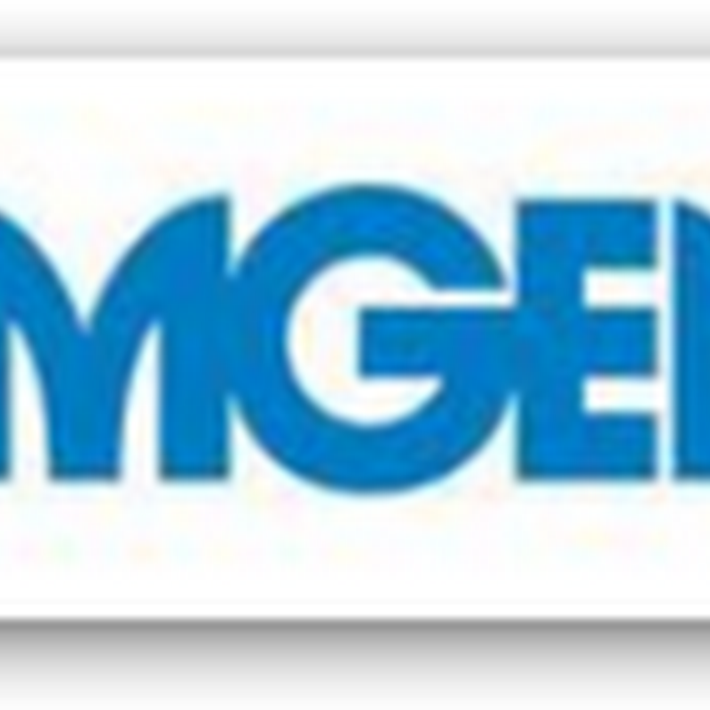 Amgen to Lay Off 2900 Employees, Close Two Plants As Profits Are Up 23% 2nd Quarter