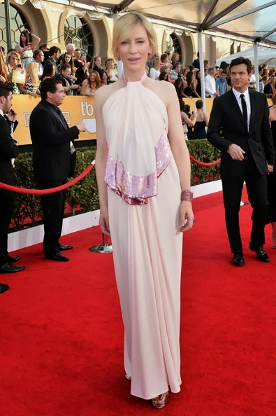 Cate Blanchett attends the 20th Annual Screen Actors Guild Awards (1)