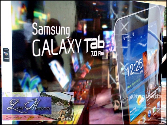 Samsung Galaxy Tab 7.7 Launch