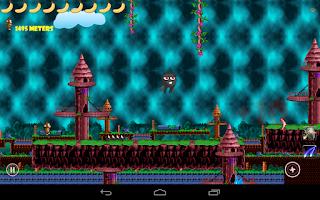 Screenshot of Jungle Monkey 3