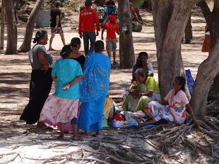 Femei Mauritius