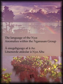 The language of the Nya Cover