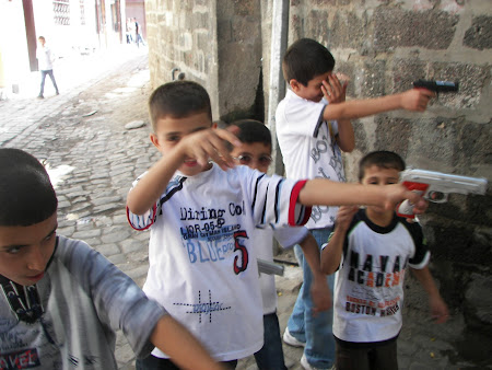 Guerila urbana Kurdistan Diyabarkir