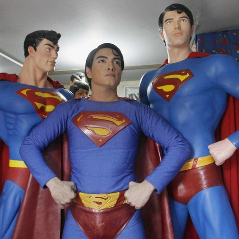 Superman Fan Undergoes Cosmetic Surgery to Look Like The Superhero