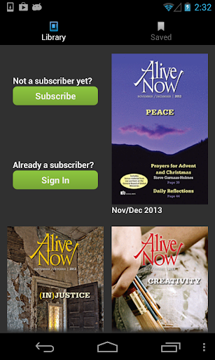 Alive Now Digital Magazine