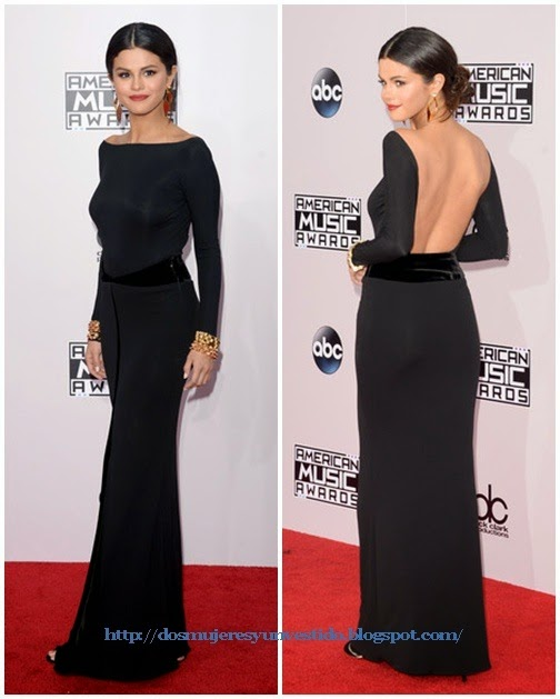Selena Gomez attends the 2014 American Music Awards (3)