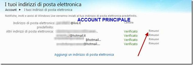 rimuovere-account-alias-hotmail