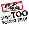 She's Too Young Bro! logo