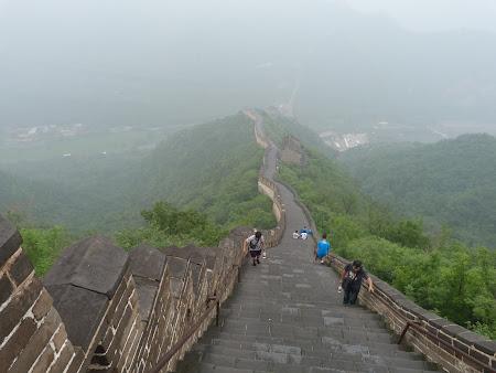 Imagini China: Marele Zid