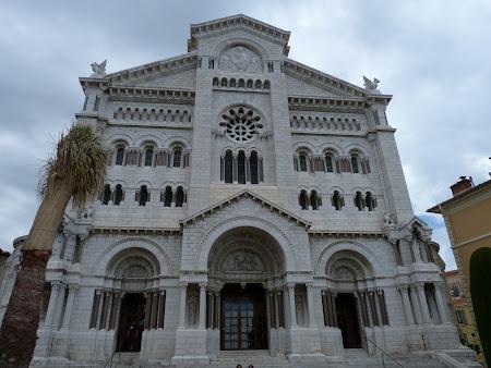 Obiective turistice Monaco: Catedrala Monte Carlo