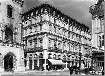 Restos de colec o avenida palace hotel for Mobilia anos 40