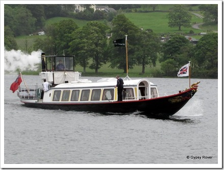 "The 1859 Steam Yacht ""Gondola"" was refitted in 1979 at £400,000."