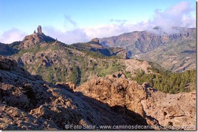7484 La Goleta-La Candelilla(Roque Nublo)
