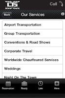 Screenshot of LTS Nationwide