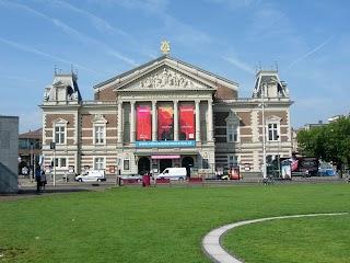 Concert-Gebouw à Amsterdam